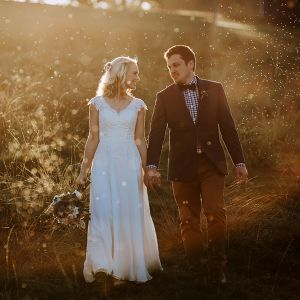 Hollie & Troy's Yandina Station wedding